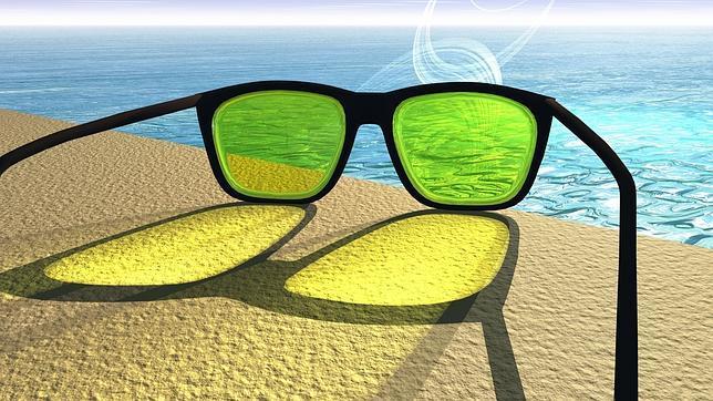 e16efaadc8605 Sociedad El color de las lentes cumple una función y es importante tenerlo  en cuenta