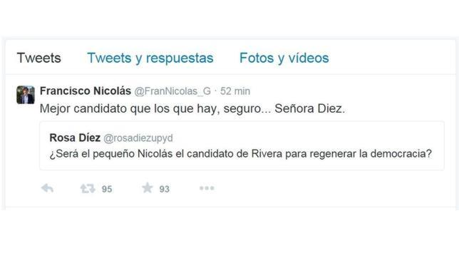 rosa díez vs francisco nicolás