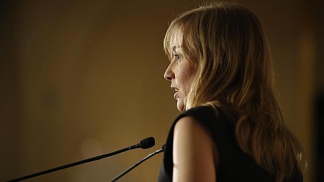 Tania Sánchez en una imagen de archivo