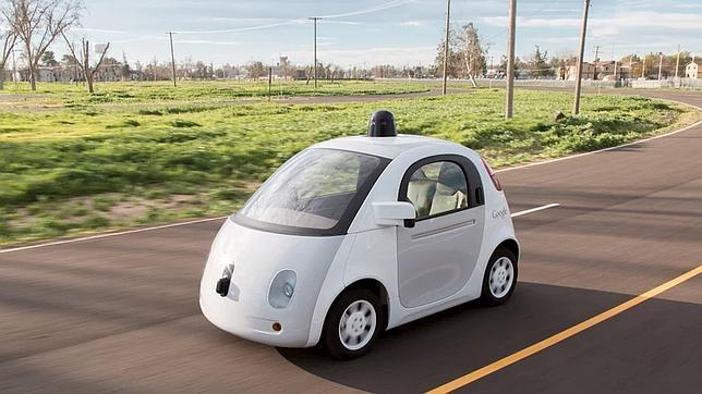 El coche sin conductor de Google empezará a circular este verano