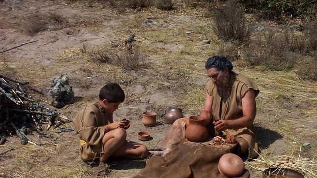 La aparición de la agricultura provocó el adelgazamiento de los huesos en los seres humanos