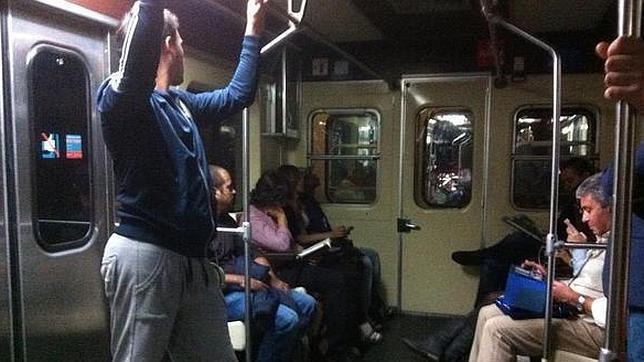 La aterradora historia del fantasma que viaja por el metro for Casa granada tirso de molina