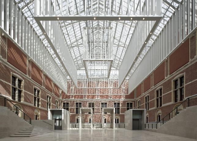 El Rijksmuseum de Ámsterdam, elegido Museo Europeo del Año