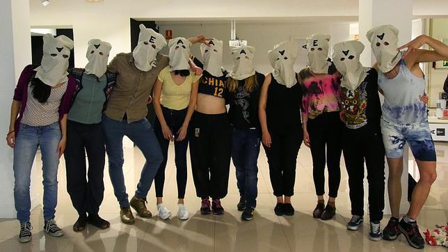 «Twerking Para la Revolución». Performance interactiva de 2015