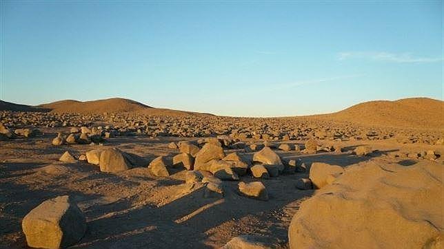 El lugar más seco de la Tierra alberga vida con condiciones como las de Marte