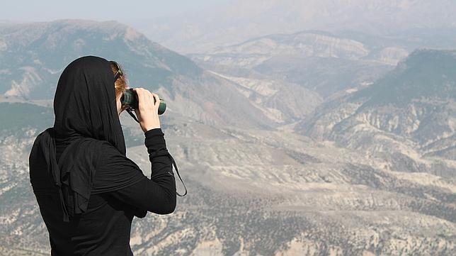 Montañas del noreste de Irán