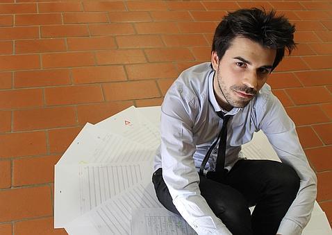 Óscar Escudero será el único español presente en la Akademie Scholoss Solitude de Stuttgart 2015, seleccionado entre 265 candidaturas de todo el mundo