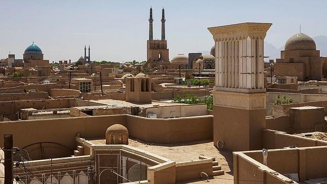 Tazd, Irán