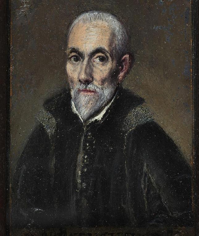 Una de las tres miniaturas conocidas del Greco sale hoy a subasta en 500.000 euros