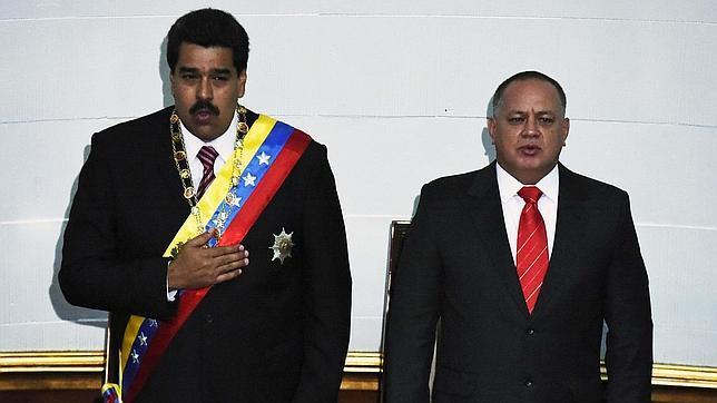 El número dos venezolano, Cabello, envió droga a Europa vía España