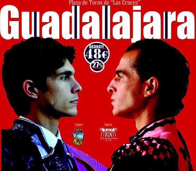 Castella y Fandiño, frente a frente en el «esplendor» de la Feria de Guadalajara