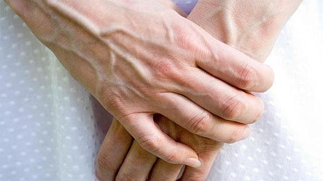 La butaca de masaje a varikoze