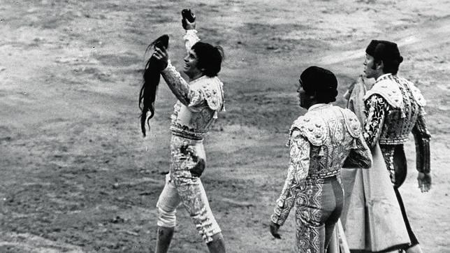 La imagen que no se repite en Las Ventas desde 1972 con Palomo Linares