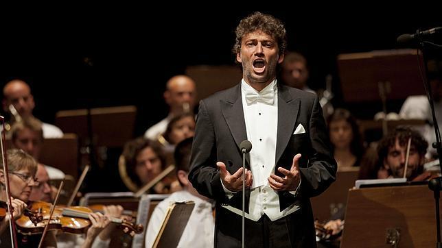 Jonas Kaufmann, en un recital en el pasado festival de Perelada