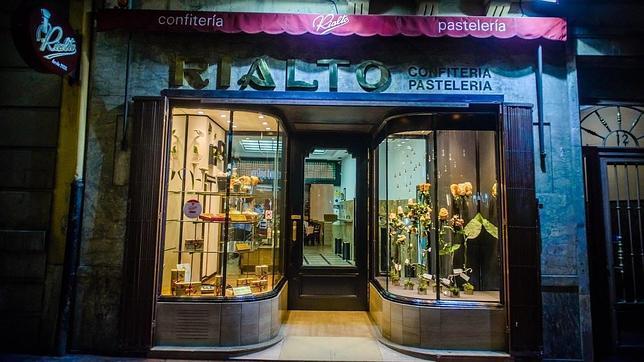 Rialto, en Oviedo