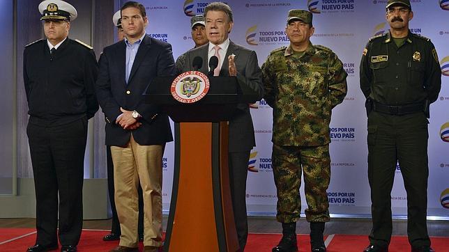 Las FARC suspenden el alto el fuego por el bombardeo del Ejército colombiano en Cauca
