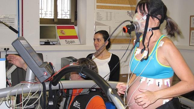 Demuestran que el ejercicio de alta intensidad beneficia a la embarazada y al feto
