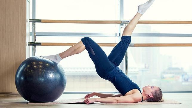 dolor de espalda en los músculos del piso pélvico