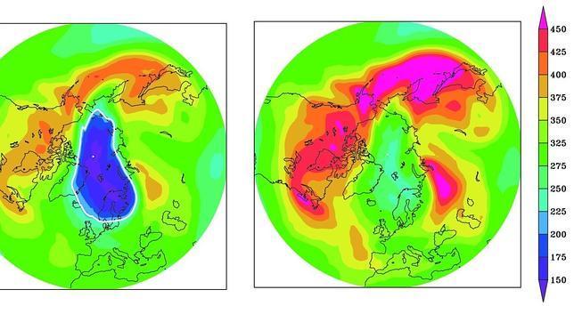 ¿Qué fue del agujero de la capa de ozono?