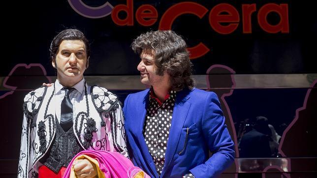 Morante: «Jamás pude imaginar que estaría inmortalizado en el Museo de Cera junto a los más grandes toreros»