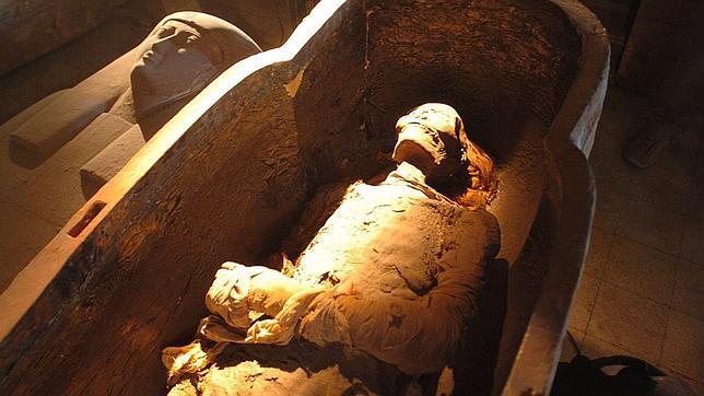 Así era el dantesco proceso mediante el que se momificaba a los faraones egipcios