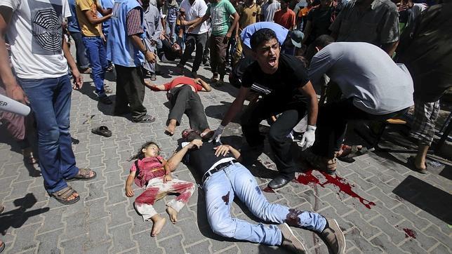 Ham s ejecut a palestinos en gaza durante la ltima for Noticias de espectaculos de ultima hora