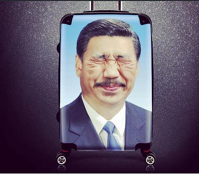Detenido un artista de Shanghái por comparar al presidente chino con Hitler