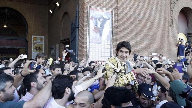 Castella: «De Madrid al cielo... y yo lo he tocado»