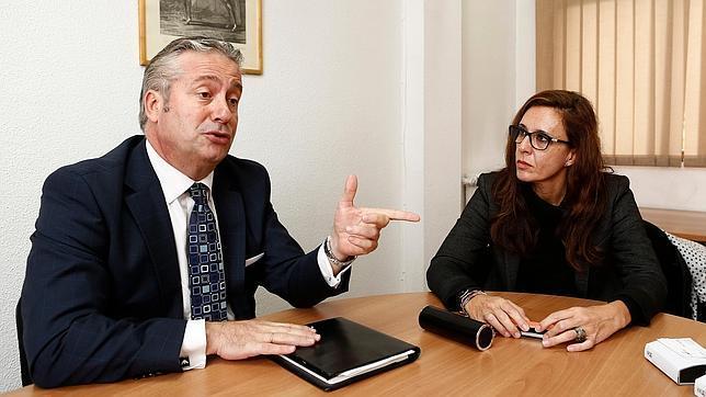 Simeón Vadillo y Ana Fernández, CEOs de la firma de análisis Ad Valorem