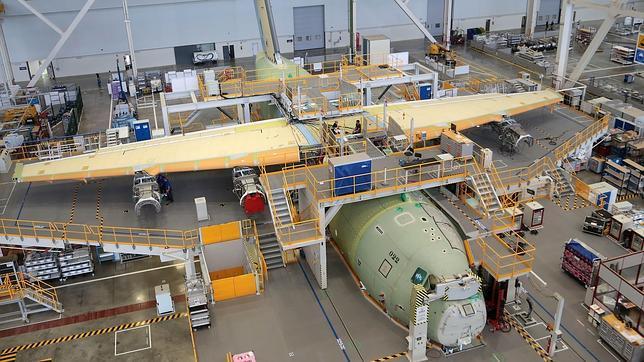 Un directivo de airbus culpa a la f brica de sevilla del for La fabrica del mueble sevilla