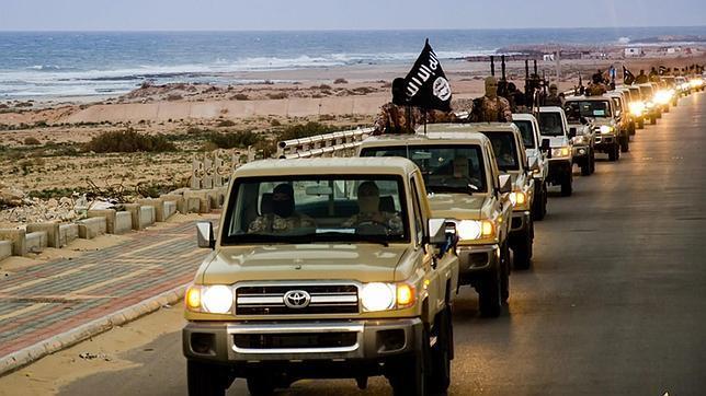 Estado Islámico se hace con el control de la mayor base aérea de Libia