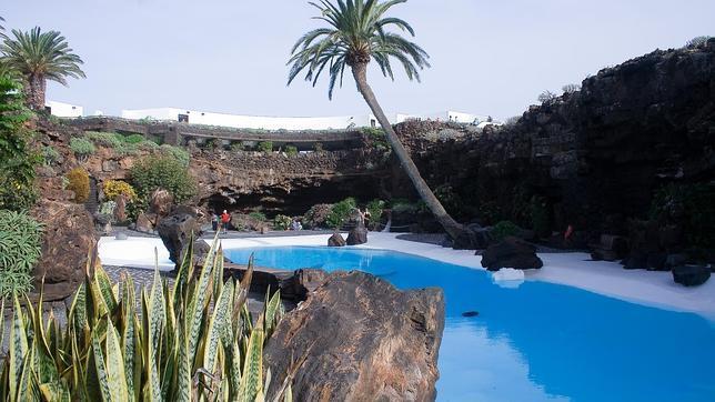 Los Jameos del Agua, en Lanzarote