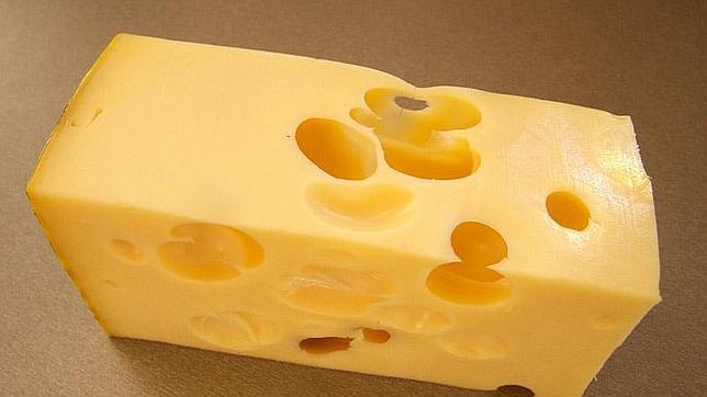 Desvelan el misterio de la formación de los agujeros en el queso