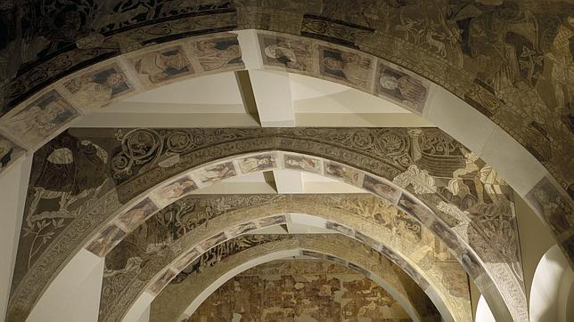 Pulso judicial entre Aragón y Cataluña por una joya de la pintura románica europea