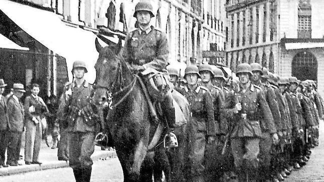 Cuando los nazis quemaron vivos a cientos de mujeres y niños con lanzallamas