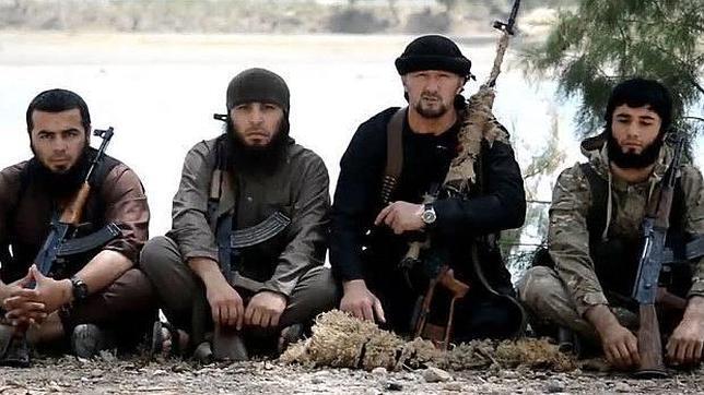 El líder de las fuerzas especiales policiales de Tayikistán se une al Estado Islámico