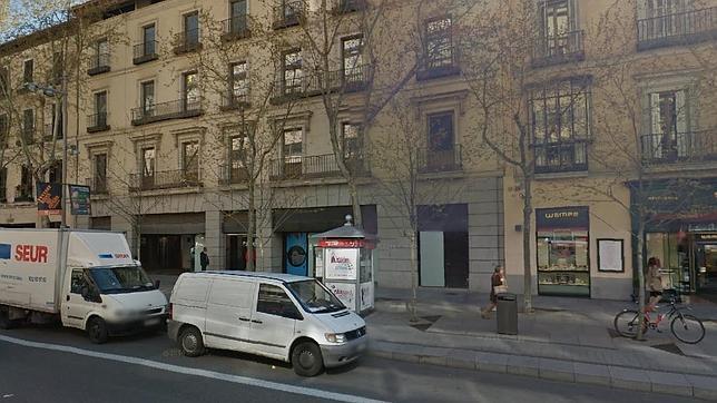 Un trabajador de 40 a os grave tras caer desde 6 metros - Calle serrano 55 madrid ...