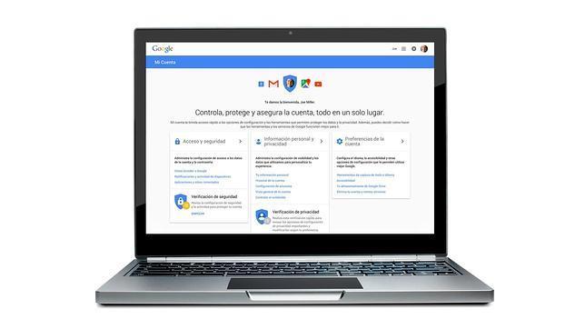 Google centraliza la privacidad y seguridad de sus servicios desde «Mi Cuenta»