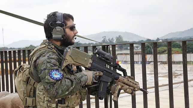 España culmina su despliegue en Irak con una tercera base en Taji