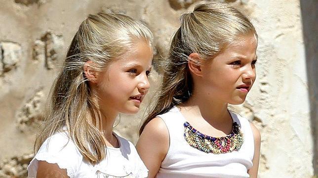 El Mundo Privado De Leonor Y Sofia