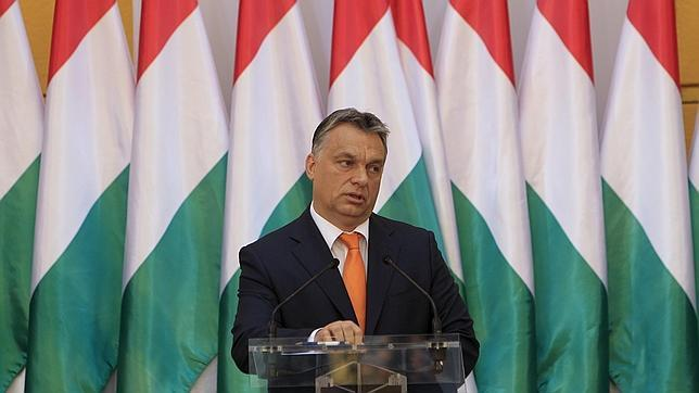 Viktor Orbán, fotografiado la semana pasada