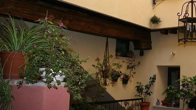Los mejores patios de toledo - Colegio arquitectos toledo ...