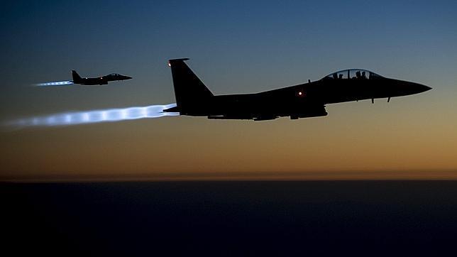 EE.UU. ha matado a 10.000 yihadistas en nueve meses de bombardeos en el «califato»