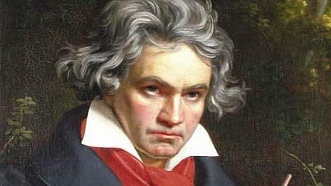 Ludwig van Beethoven, retratado por Joseph Karl Stieler