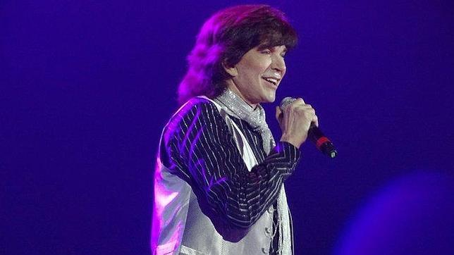Camilo durante un concierto de su gira americana