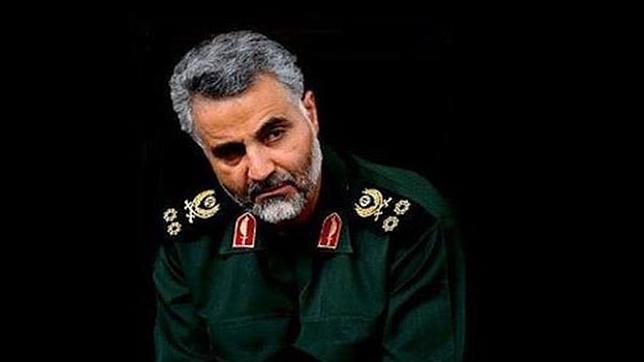 El general de la Guardia Revolucionaria iraní, Qassem Suleimani