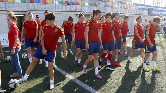 Una cita histórica para la selección española de fútbol