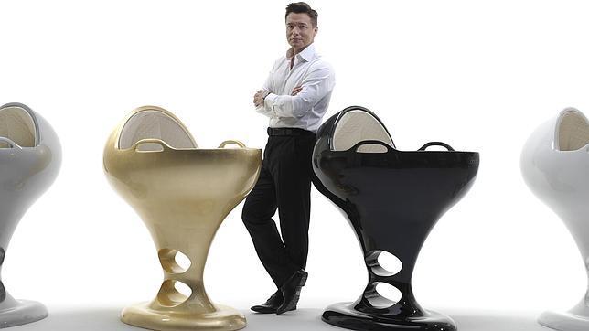 El diseñador español que vende cunas de oro macizo por 12 millones ...