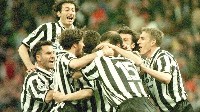 La Juventus de 1997-98