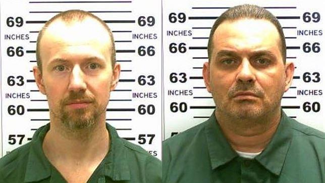 Dos presos se fugan de una cárcel de Nueva York construyendo un túnel